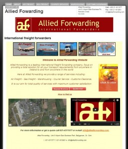 Allied Forwarding