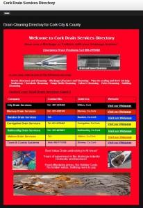 Cork Drain services