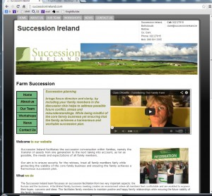 Succission Ireland